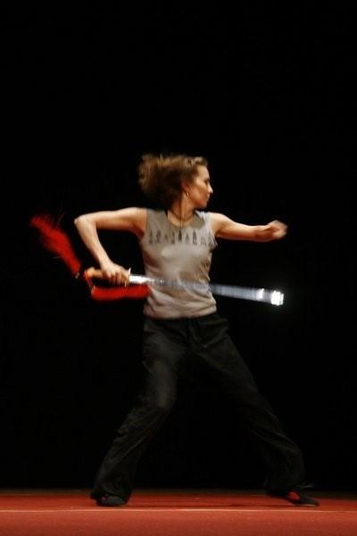 Shaolin Sword, Auftritt in Hong Kong