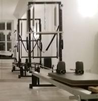 inside Core Pilates studio