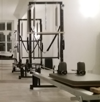 inside Core Pilates studio