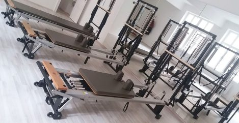 V2Max Reformer maching shown in full