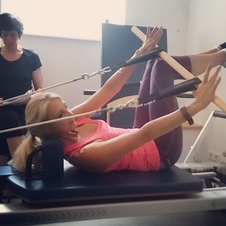 STOTT Pilates Reformer Workshop