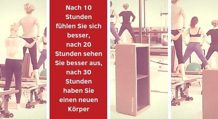 Pilates Trainer Studio Kurse Wien