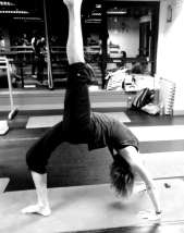 Pilates Trainerin Studio Wien