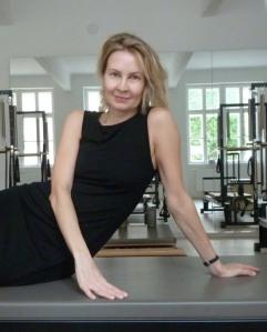 Olga Novikova Pilates Trainerin Wien