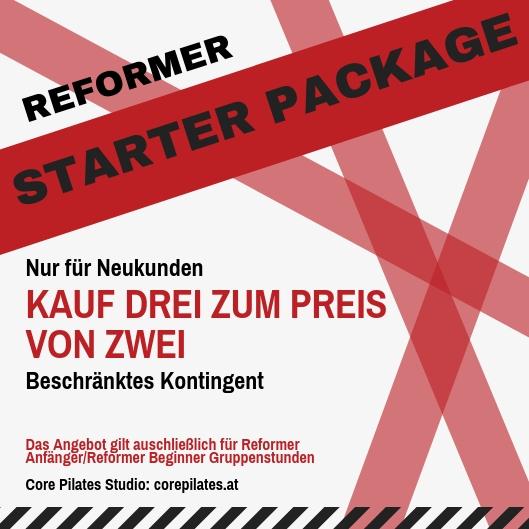 Pilates Reformer Anfänger Angebot Wien