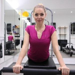 Yelena Tolstova Pilates Trainer Wien